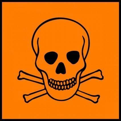 Hazard Sign clip art