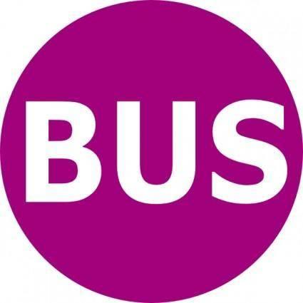 Bus Logo Bvg clip art
