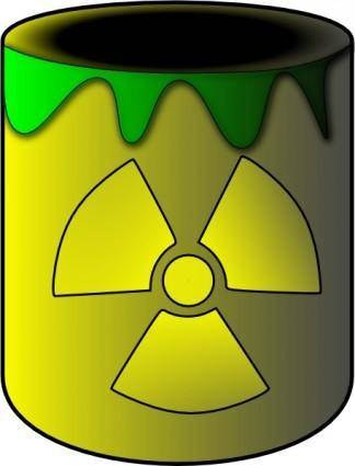 Toxic Dump clip art