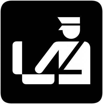 Aiga Symbol Signs clip art