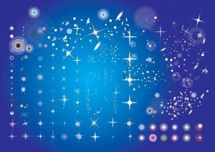 free vector Star Effects