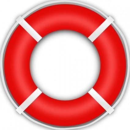 Lifesaver clip art
