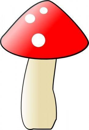 Thilakarathna Mushroom clip art