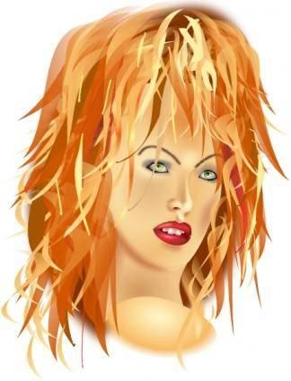 Portre clip art