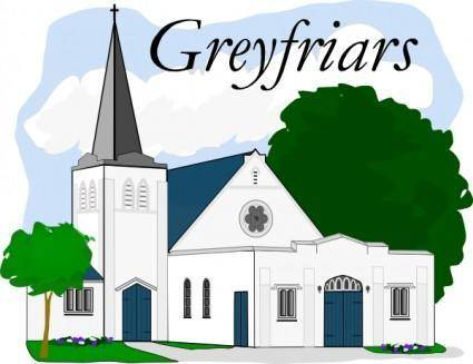 Power People Greyfriars Church Mt Eden New Zealand clip art