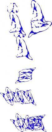 Bust Art clip art