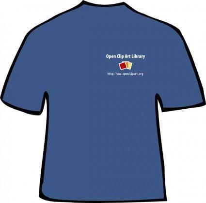 Clothing T-shirt clip art