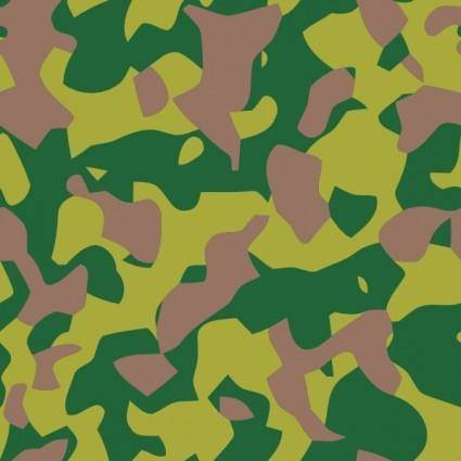 free vector Camouflage clip art