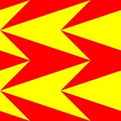 Arrow Heads 2 Pattern clip art