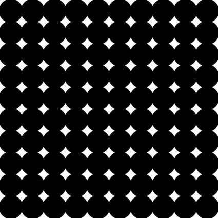 Dots Square Grid 11 Pattern clip art