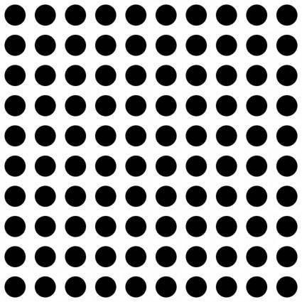 Dots Square Grid 07 Pattern clip art