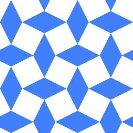 Diamond Squares 2 Pattern clip art
