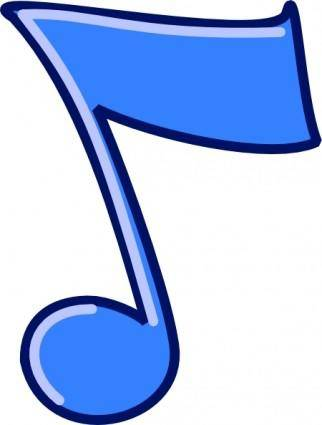 Mbtwms Musical Note clip art