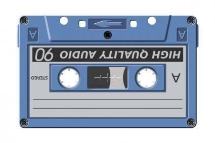 Audio Cassette clip art