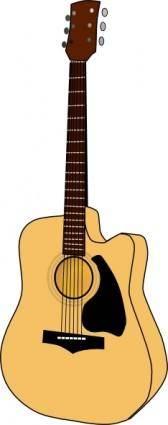 Guitar2 clip art