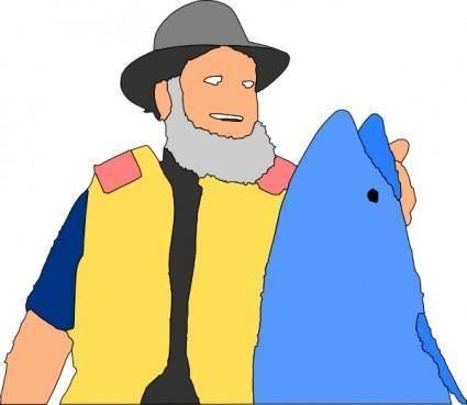 free vector Big Fish clip art