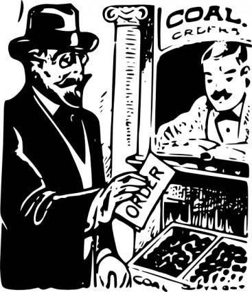 Buy Coal clip art