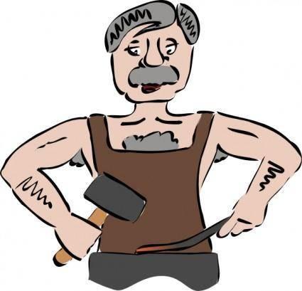 Ironsmith clip art
