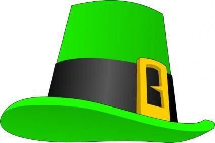 Clothing Hat Topper clip art