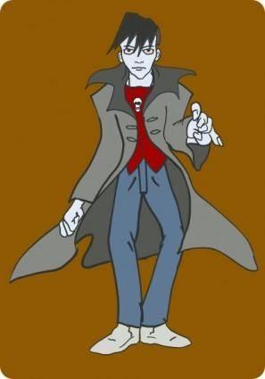 Mairin Punk Vampire clip art