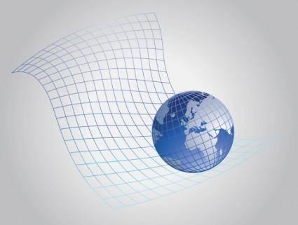 free vector Global Communication