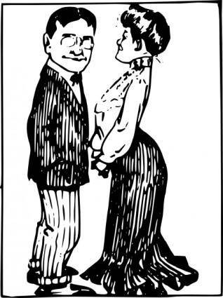 Married Life clip art