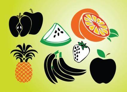 free vector Fruits Graphics