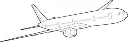 Johntg Boeing clip art