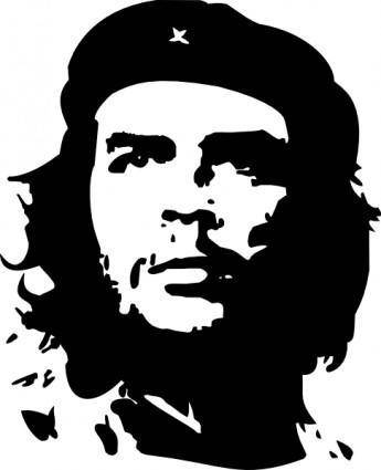 Che Guevara clip art