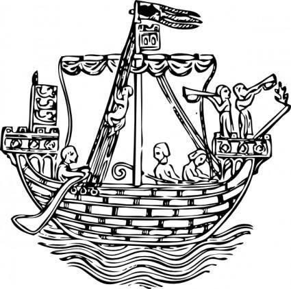 Ship clip art
