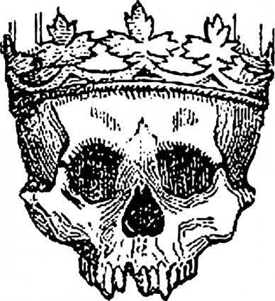 King Of The Dead clip art