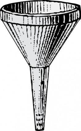Funnel clip art
