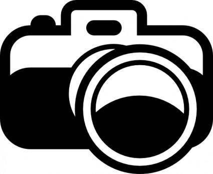 free vector Camera Pictogram clip art