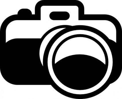 Camera Pictogram clip art