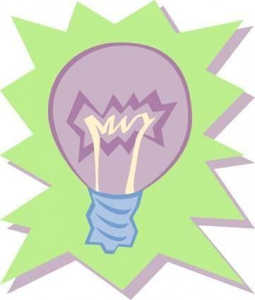 Jean Victor Balin Ampoule clip art