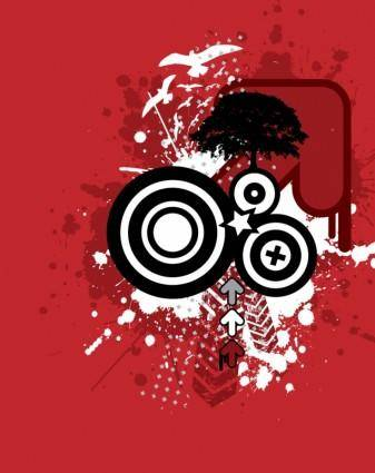Vector Grunge Graphics