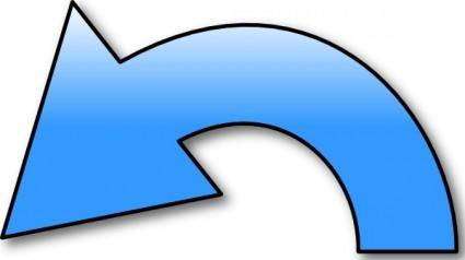 free vector Dustin W Undo Icon clip art