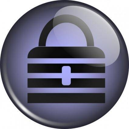 Coredump Keepass Dock Icon clip art