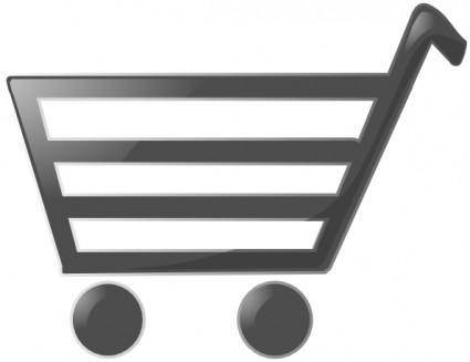 Shopping Cart clip art