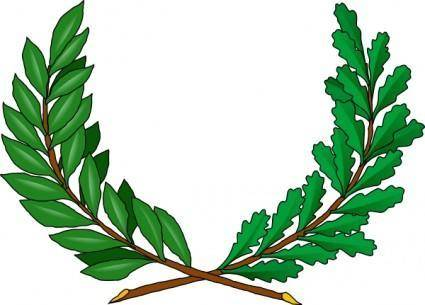 Tree Vines clip art