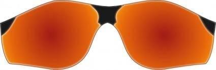 free vector Startright Sunglasses clip art