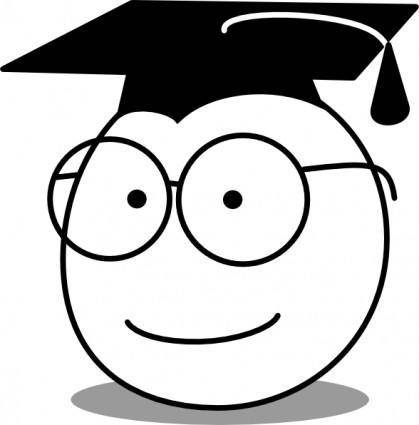 Buddy Graduate clip art