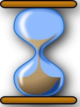 Hourglass clip art 104818