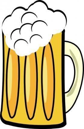 free vector Beer clip art