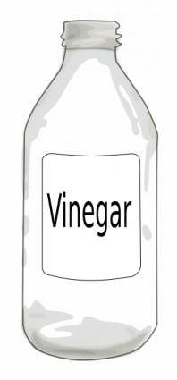 Vinegarbottle clip art