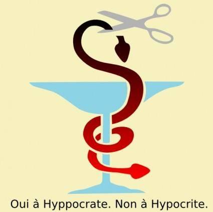free vector Medicine Snake clip art