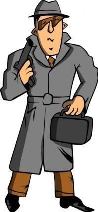 free vector Spy clip art