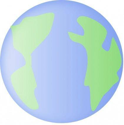 Ramiras Earth Small Icon clip art