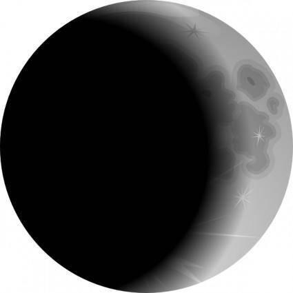 Moons clip art