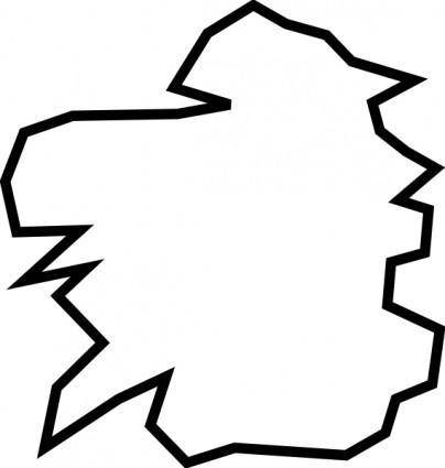 free vector Galicia clip art